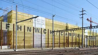 Zu bescheiden geplant? Der Campus-Neubau platzt praktisch aus allen Nähten, wenn er eröffnet wird.