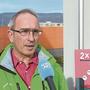 «Absolut private Aktion»: Die Grünen über Albert Rüetschi (im Bild).