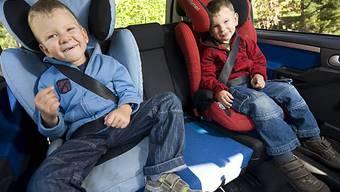 Kindersitze sorgen für Diskussionen (Symbolbild)