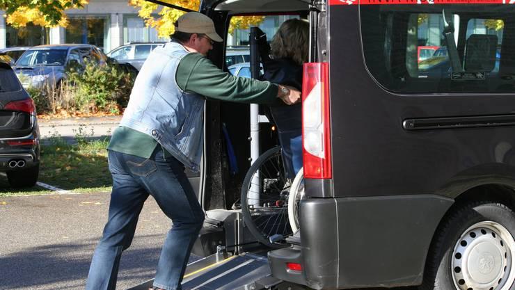 Der Fahrdienst Inva-Mobil richtet sich an Menschen, die den öffentlichen Verkehr nicht mehr nützen können.