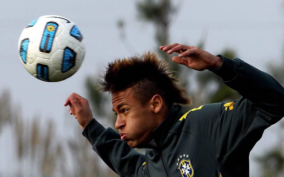 Neymar de Silva Santos: der neue Pelé