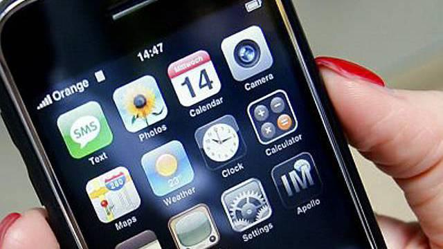 Explosionsgefährdet? iPhone (Archiv)