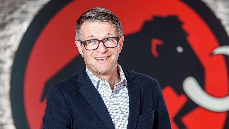 Mammut-CEO Rolf Schmid tritt aus dem Unternehmen aus