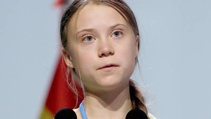 """Das """"Time""""-Magazin hat die junge schwedische Klimaaktivistin Greta Thunberg zur Persönlichkeit des Jahres gekürt."""