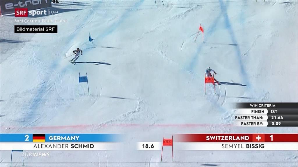 Ski-WM in Cortina: Schweizer gehen heute leer aus