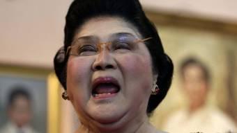 Die heute 87-jährige Imelda Marcos ist in der dritten Legislaturperiode Abgeordnete. (Archivbild)