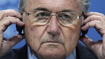 """Sepp Blatter würde in den USA gegenüber den Ermittlungsbehörden die FIFA """"verteidigen"""""""