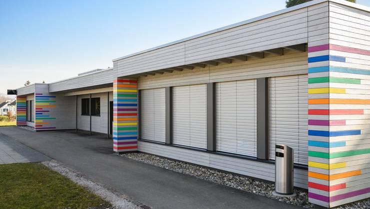 Der Kindergarten Zelgli wird nach einem Jahr Schliessung seit Februar wieder genutzt.