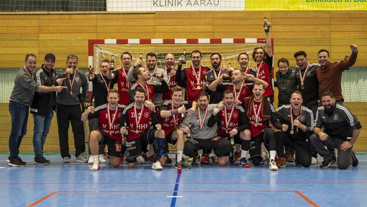 Cupsieger Männer: HC Hopfenperle (M2)