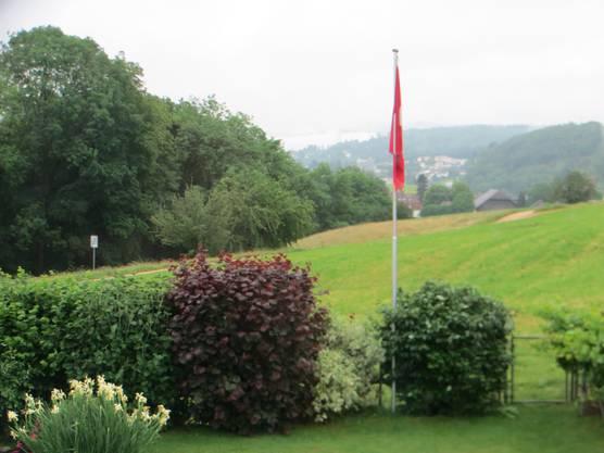 Hier einfach der Wanderweg von Frenkendorf nach Liestal.