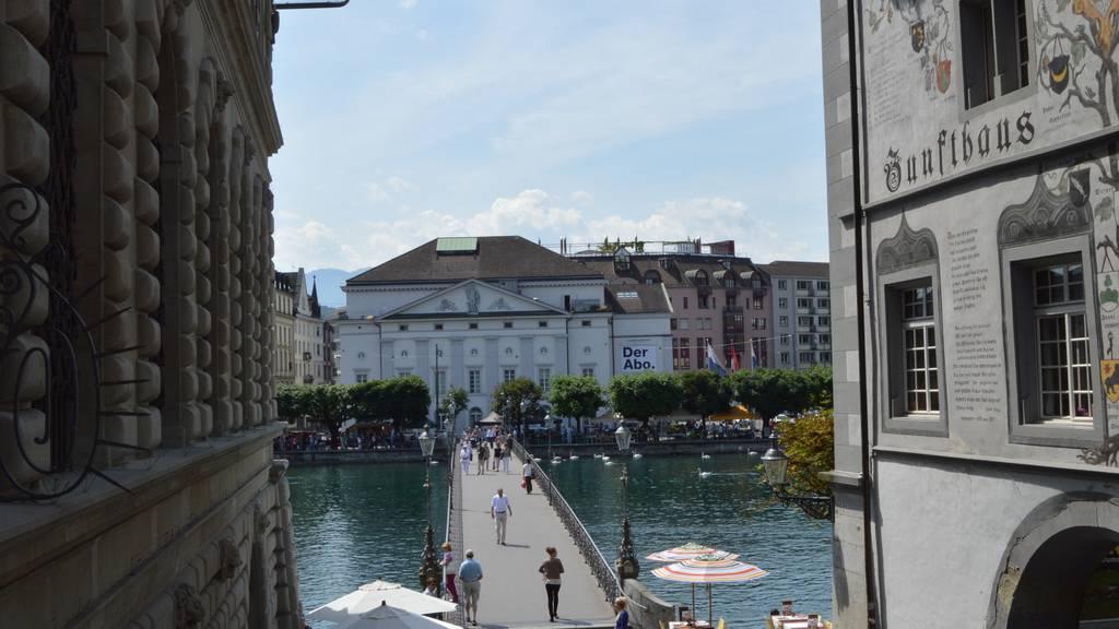 Neubau Luzerner Theater wohl vom Tisch