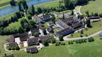 Zum Kloster Fahr gehört auch ein Landwirtschaftsbetrieb.