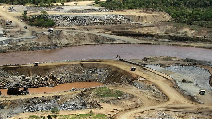 Die Regierung in Ägypten hat wegen eines Streits um das Staudammprojekt am Fluss Nil in Äthiopien nach internationaler Hilfe gerufen. (Archivbild)