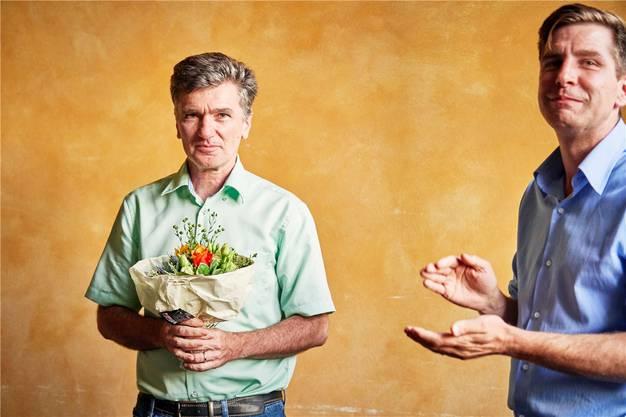 Von den Grünen nominiert: Grossrat und Hausarzt Severin Lüscher.