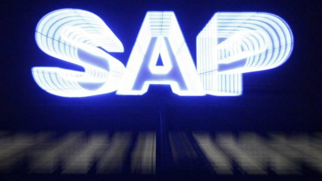Erfolgreich gewirtschaftet: Softwareanbieter SAP (Archiv)