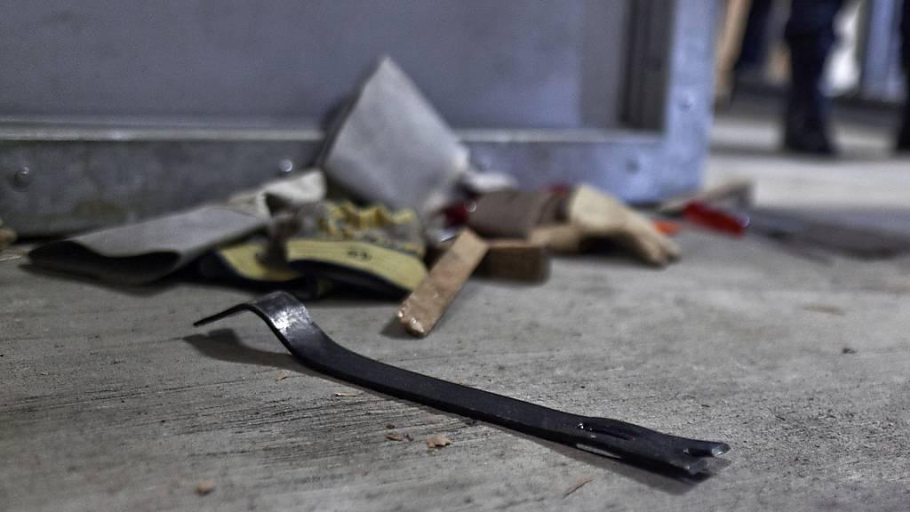 Mehrjährige Gefängnisstrafen für Einbrecherbande in der Waadt
