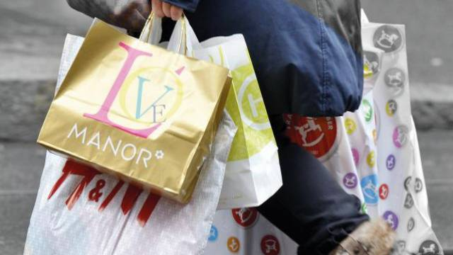 Letzte Umsätze: Noch bis morgen Abend läuft in der Schweiz der Weihnachtsverkauf. Foto: Keystone