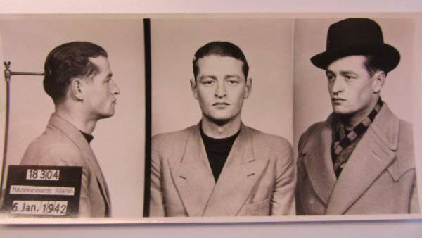Der Film «Die Erschiessung des Landesverräters Ernst S.» behandelt Leben und Tod von Ernst Schrämli, welcher 1942 im Alter von 23 Jahren wegen Landesverrats erschossen wurde. Er war der erste von 17 Männern, welche im Zweiten Weltkrieg durch die Schweizer Militärjustiz zum Tode verurteilt wurden. (Bild: Schweizerisches Bundesarchiv)