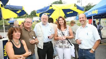 az-Anlass «Gemeinden im Mittelpunkt» in Beinwil am See