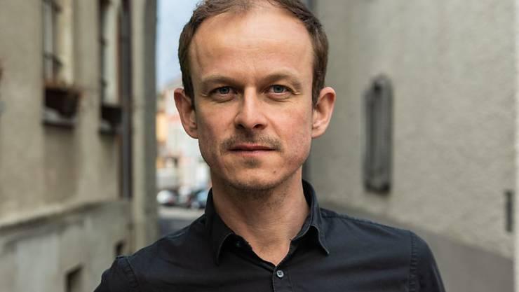 Neuer Direktor des Theaters Chur: der 40-jährige Bündner Roman Weishaupt.