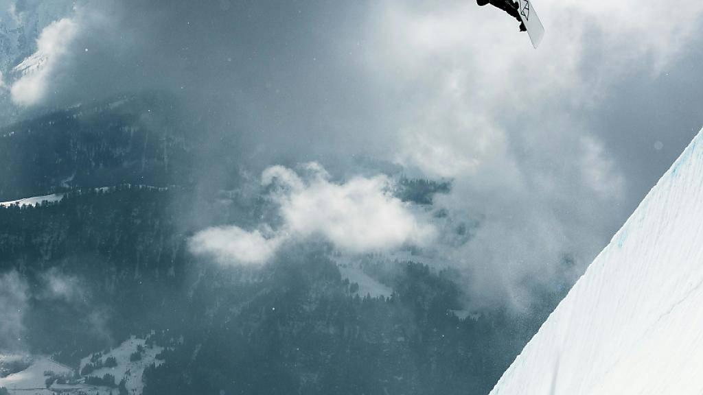 Will in Pyeongchang hoch hinaus: Iouri Podladtchikov