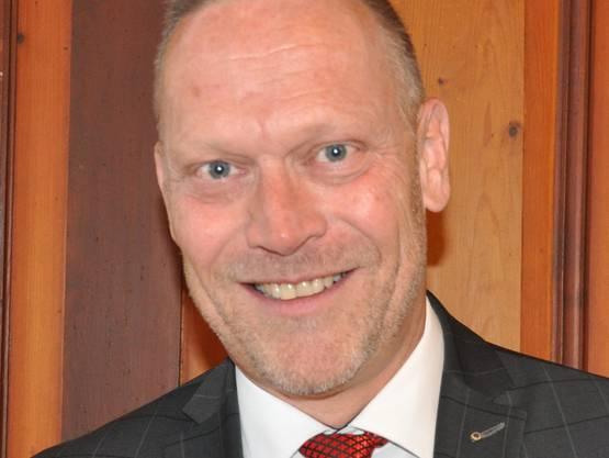 Stefan Haffter, Generalstaatsanwalt Kanton Thurgau.