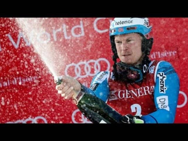 Die Highlights des Herren Slaloms in Val d´Isére 2016