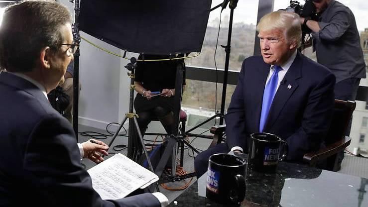 Die Medien hassen Trump – und verdienen gut an ihm
