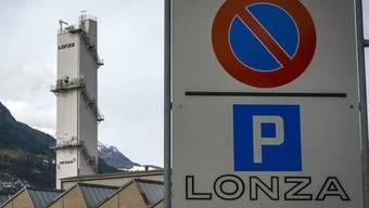 Bis Ende März 2013 spricht Lonza keine Kündigungen aus (Archiv)