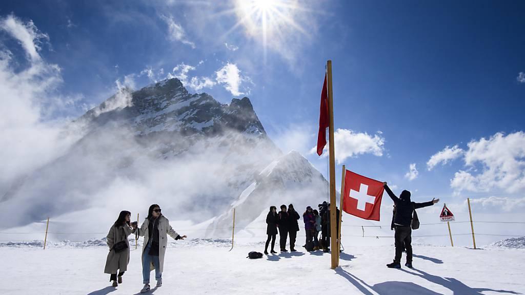 Jungfraubahn erzielt 2019 Rekorde und muss nun wegen Corona sparen