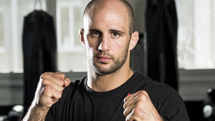 In seinem ersten MMA-Titelkampf geschlagen: Volkan Oezdemir