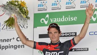 Silvan Dillier darf auf eine äusserst erfolgreiche erste Saison als Strassenrad-Profi zurückblicken.