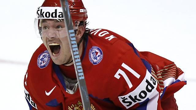 Ilia Kowaltschuk unterscrieb einen Megadeal bei SKA St. Petersburg