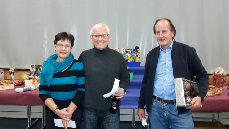 v.l.n.r. Jenzer Annerös, Jenzer Mario, Hottinger Franz