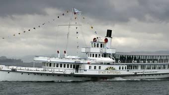Das Dampfschiff darf kommenden Sonntag wieder aufs Wasser
