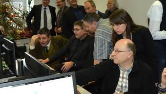 Die Bürgerlichen verfolgen gespannt die Resultate der Landratswahlen und hoffen auf gute Resultate.
