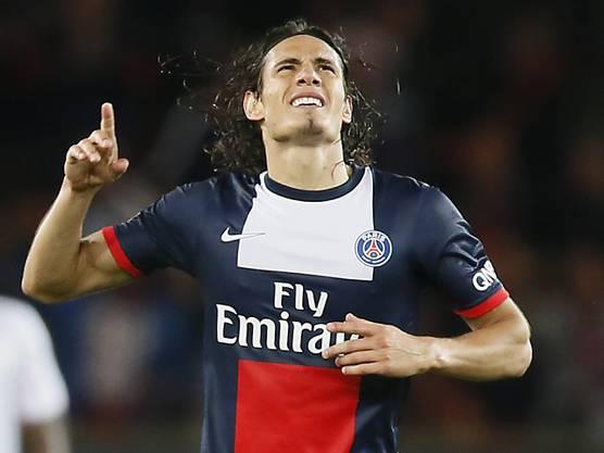 Der uruguayische Nationalspieler wechselt für 64 Millionen Euro von Napoli zu Paris St-Germain.