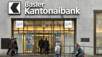 Sucht mit ASE-Kunden einen Kompromiss: Basler Kantonalbank. Key