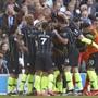 Manchester City feiert den zweiten Meistertitel in Folge