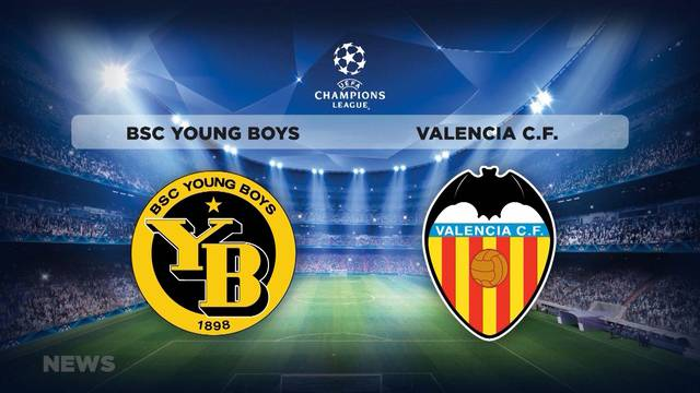 Young Boys spielen in der Champions-League gegen die ganz Grossen