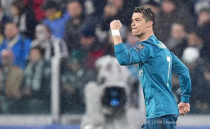 Impressionen aus dem Spiel Juventus Turin - Real Madrid