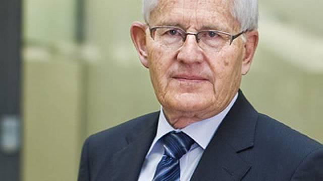 UBS-Verwaltungsratspräsident Kaspar Villiger (Archiv)