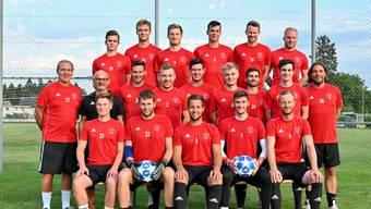 Startet um 10 Uhr in das Derby gegen den FC Härkingen: Der SC Fulenbach.