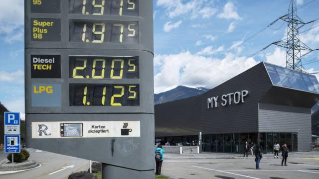 Weniger Treibstoffverbrauch der gängisten Automarken (Symbolbild)