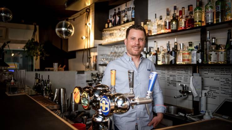 Basil Selz: so heisst der neue Besitzer der Heinz Bar.