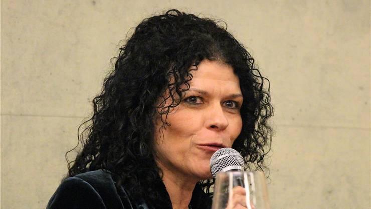 Béatrice Acklin Zimmermann, Theologin und FDP-Abgeordnete im Stadtparlament von Freiburg