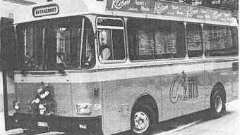 Der erste Hybridlinienbus der Schweiz war beim Regionalbus in Lenzburg im Einsatz. 2009 wurde er der damaligen Bundesrätin Doris Leuthard vorgeführt. Die Bundesrätin mit René Bossard und Ruedi Willi, beide RBL, und dem damaligen Eurobus-Chef Andreas Meier (v.l.). Paul Bachmann, der erste RBL-Chauffeur, mit dem ersten eigenen Bus. In einem Wettbewerb erhielt der Städtlibus den Namen Kängurettli.