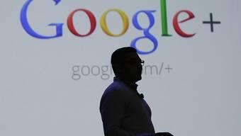 Es sieht düster aus für Google+: Der Konzern schraubt die Bedeutung des sozialen Netzwerks herunter (Symbolbild).