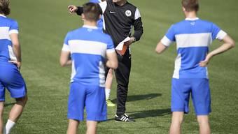 Die Spieler vom FC Wil erhalten in der neuen Saison ihre Anweisungen nicht mehr von Maurizio Jacobacci