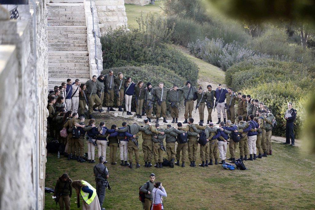 Anschlag in Jerusalem (© EPA/Abir Sultan)
